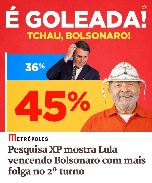 bolsonaro_lula_pesquisa